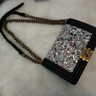 Chanel Le Boy, Highest Premium Quality