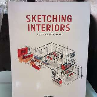Sketching interior - a step by step guide