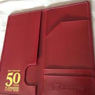 Red packet holder