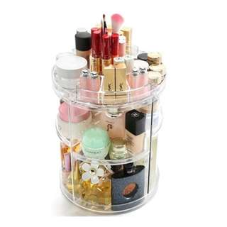Ready Stock Rotating Cosmetics Organizer