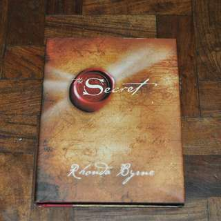 The Secret by Rhonda Byrne (Shipping Included)