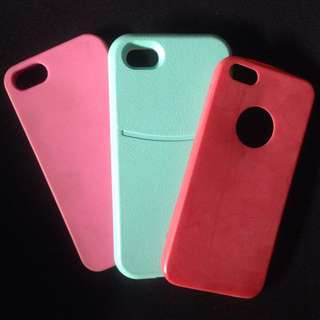 Repriced! IPHONE 5/5s/SE Cases