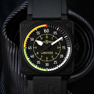 Bell & Ross Limited Edition BR01-92 Airspeed