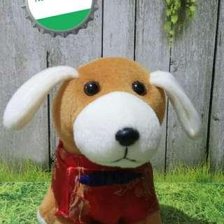 Boneka Anjing Imlek