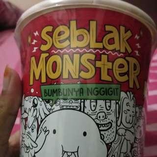 Seblak monster