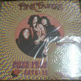 Vinyl Record / LP (New): Pink Fairies ‎– Fuzz Freakout 1970-1971