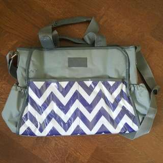BN Skip Hop Diaper Bag