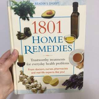 1801 Home Remedies (Readers Digest)