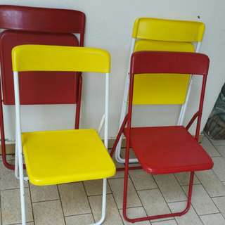 1960's Hoganasmobler AB Chair No 1 x 4pcs