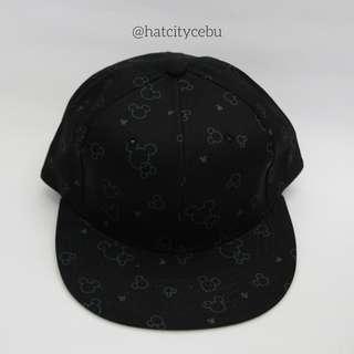 Snapback  Black Mickey