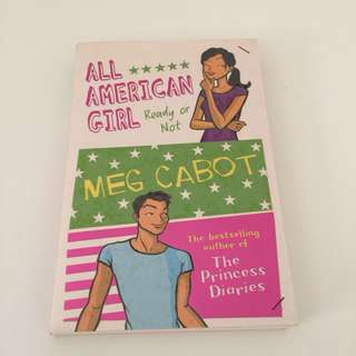 All American Girl by Meg Cabot (English) Buku Novel Fiksi Fiction Book Chicklit Teenlit bahasa Inggris