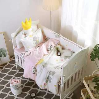 Bedding set for baby /kids