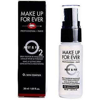 Make Up Forever Mist and Fix Setting Spray