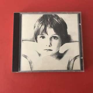 U2 BOY CD 1ST ALBUM