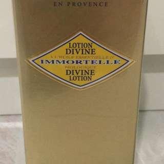 l'occitane divine lotion