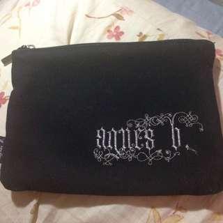 🚚 Agnesb 帆布化妝包