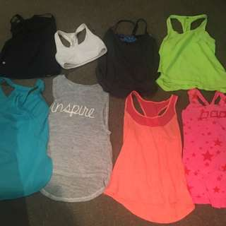 Gym Bundle- Lulu Lemon & Lorna