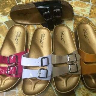 Birkenstock inspired footwear (LILIW)