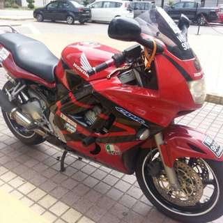 Cbr 600 F3 for sale..price nego