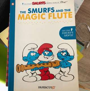Smurfs Comic Book