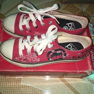 RED BY MARC ECHO SNEAKERS