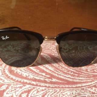 Rayban Clubmaster AUTHENTIC