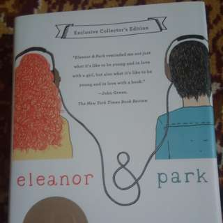 Collector's Edition of Eleanor and Park