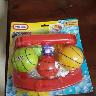 BN Little Tikes Bathketball toy
