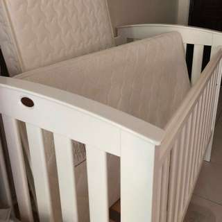 Boory country collection cot