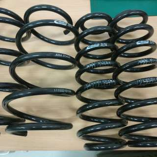 Eibach pro kit lowering springs for Golf 7