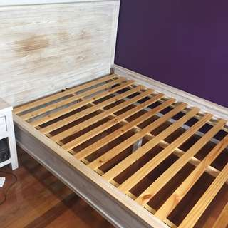 Cancun Double Bed Frame