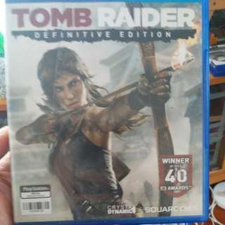 Tomb raider中英文版