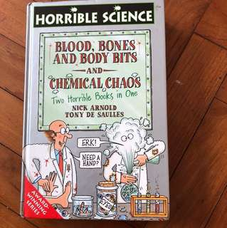 Horrible Science - Two Horrible Books in One