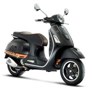 Vespa New SuperSport 300abs  D/P $500 or $0 With out insurance (Terms and conditions apply. Pls call 67468582 De Xing Motor Pte Ltd Blk 3006 Ubi Road 1 #01-356 S 408700.