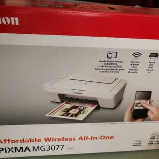 掃描相片打印機