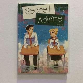 Secret Admire book