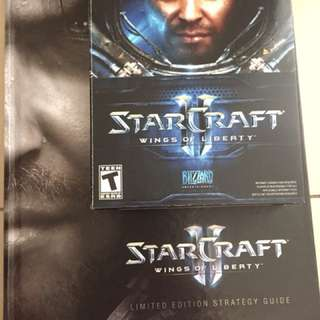 Starcraft 2 wings of liberty (PC) + guide