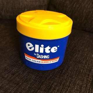 Elite by DASHING Hair Cream (Sleek & Shine)