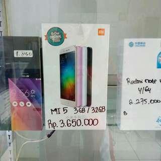 Xiaomi Mi 5..open kredit