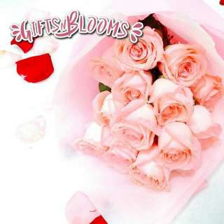 Valentine's Bouquet Vday Flower Gift Special V275 - QGBMJ