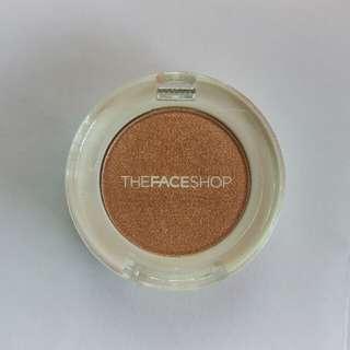$8 The Face Shop Eyeshadow Beige (Shimmer) BR03 (Sealed)