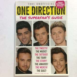 One Direction Magazine/Merchandise