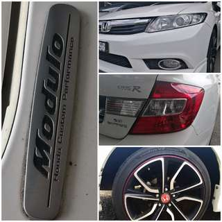 Honda Civic 1.8s 2013