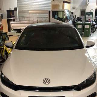 Scirocco 1.4 TSI for rental (CNY period)