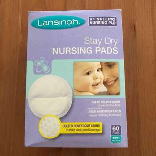 Lansinoh Disposable Nursing Pads 60pads