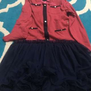 Tutu Girls dress