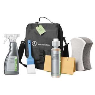 New! Mercedes-Benz car care kit. Genuine product