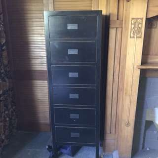 6 set of drawers