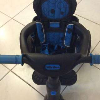 Little tikes 4-in-1 ride on, original tri-cycle for Toddlers to kids