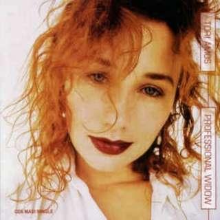 arthcd TORI AMOS Professional Widow USA Press 1996 7 Track Maxi CD Single